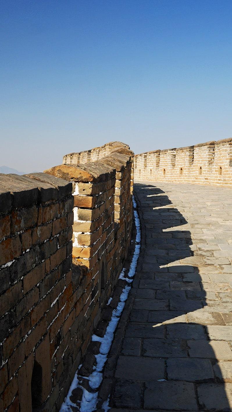 Muraille de Chine - Mutianyu